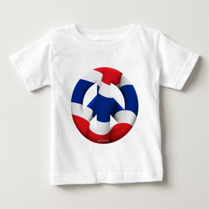 Thailand Baby T-Shirt