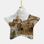 Thailand Bangkok grand palace (new) (St.K) Christmas Ornament