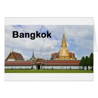 thailand bangkok grand palace wat phra kaew (St.K) Card