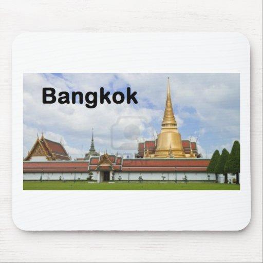 thailand bangkok grand palace wat phra kaew (St.K) Mouse Pad
