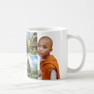 Thailand, Bangkok, Multiview Classic White Coffee Mug