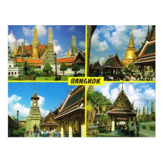 Thailand, Bangkok Multiview Postcard
