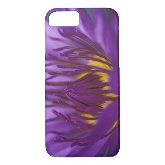 Thailand, Bangkok, Purple and yellow lotus 2 iPhone 8/7 Case