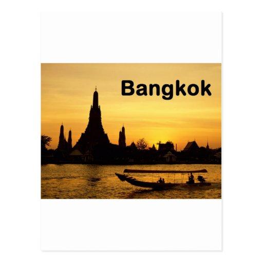 Thailand Bangkok (St.K) Postcard
