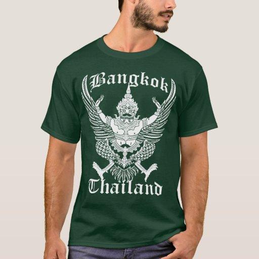 Thailand bangkok vintage emblem t shirt zazzle for Atm t shirt sale