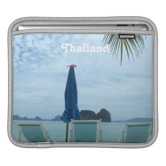 Thailand Beach iPad Sleeves
