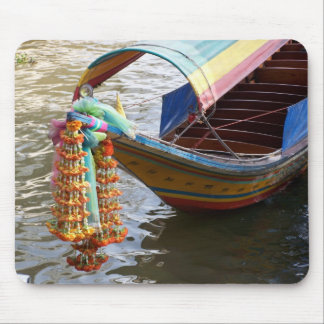 Thailand Boat Mouse Pad