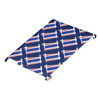 Thailand Brush Flag iPad Covers