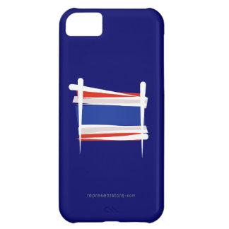 Thailand Brush Flag iPhone 5C Case