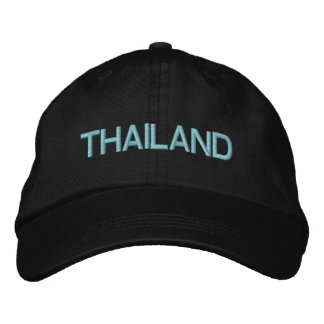 Thailand Custom Embroidered Hat