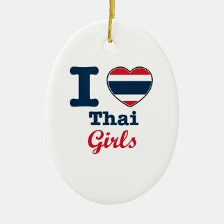 Thailand Design Ceramic Ornament
