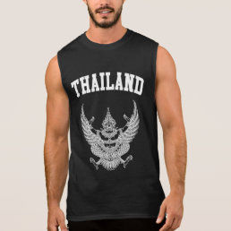 Thailand Emblem Sleeveless Shirt