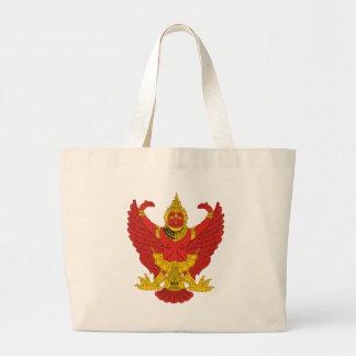 Thailand Emblem Tote Bag