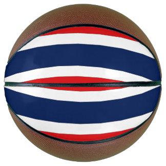 Thailand Flag Basketball