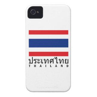 Thailand Flag iPhone 4 Case-Mate Case