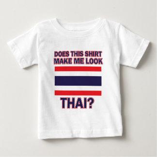 thailand Flag Designs Baby T-Shirt