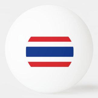 Thailand Flag Ping Pong Ball