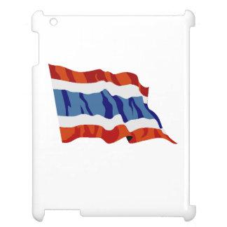 Thailand Flag iPad Case