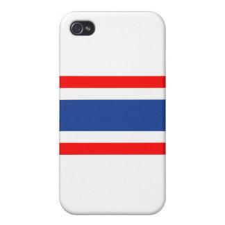 Thailand Flag iPhone 4 Case