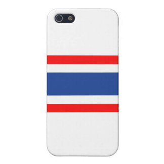 Thailand Flag iPhone SE/5/5s Case