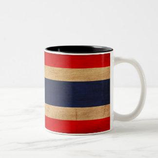Thailand Flag Mug