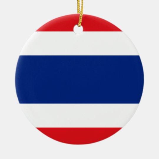 Thailand Flag Ornament