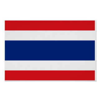 Thailand Flag Posters