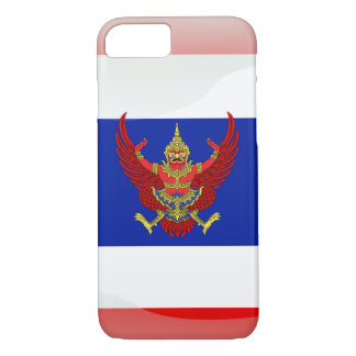 Thailand glossy flag iPhone 8/7 case