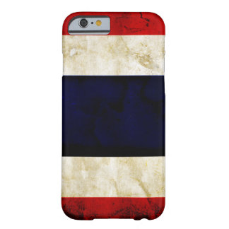 Thailand Grunge Flag iPhone 6 Case