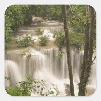 Thailand Huai Mae Khamin Waterfall Stickers