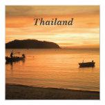 Thailand Invitation