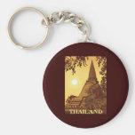Thailand Keychain