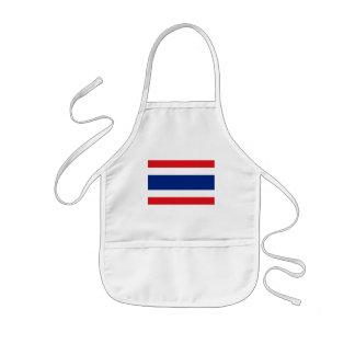 thailand kids' apron