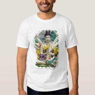 Thailand, Ko Samui aka Koh Samui). Wat Plai 2 Tee Shirts