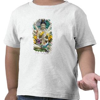 Thailand, Ko Samui aka Koh Samui). Wat Plai 2 Tee Shirt
