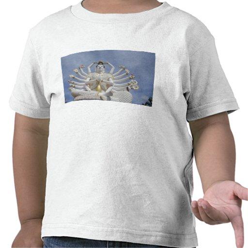 Thailand, Ko Samui aka Koh Samui). Wat Plai 3 T-shirt