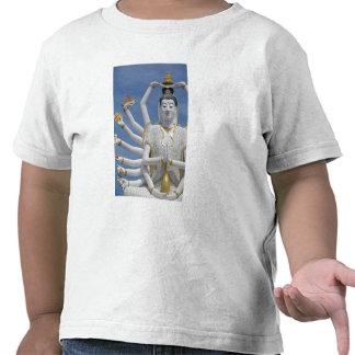 Thailand, Ko Samui aka Koh Samui). Wat Plai Tshirt