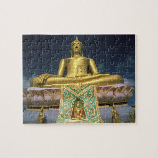 Thailand, Koh Samui Island. Big Buddha. Jigsaw Puzzle