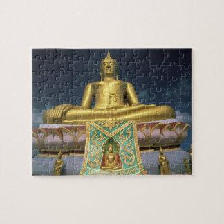 Thailand, Koh Samui Island. Big Buddha. Jigsaw Puzzles