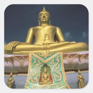 Thailand, Koh Samui Island. Big Buddha. Stickers