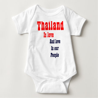 Thailand  love is our people t-shirts