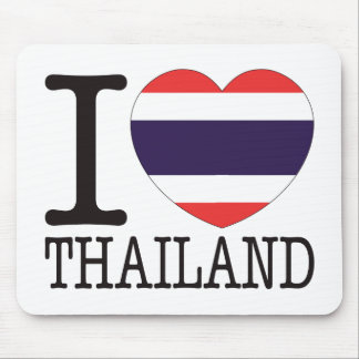 Thailand Love v2 Mouse Pad