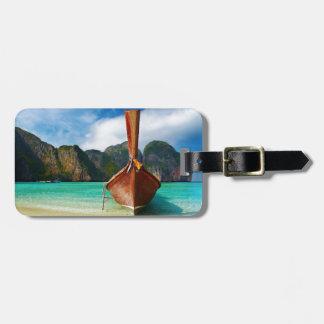 Thailand Luggage Tag
