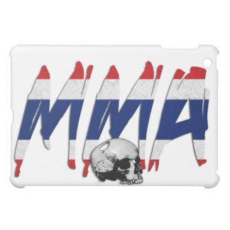 Thailand MMA Skull White iPad Case