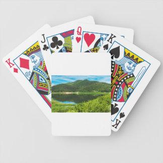Thailand mountain bicycle poker deck