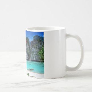 Thailand Classic White Coffee Mug