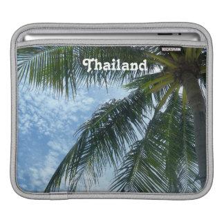 Thailand Palm Tree Sleeve For iPads