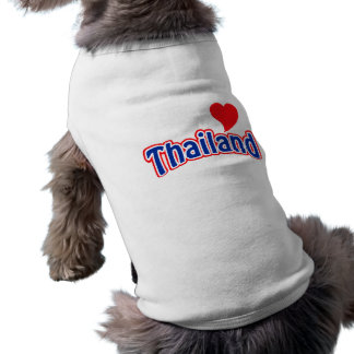 Thailand pet clothing - choose style & color