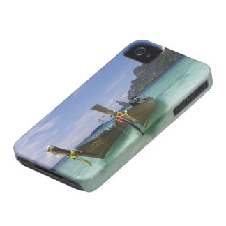 Thailand, Phi Phi Don Island, Yong Kasem beach, iPhone 4 Case-Mate Cases