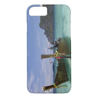 Thailand, Phi Phi Don Island, Yong Kasem beach, iPhone 8/7 Case